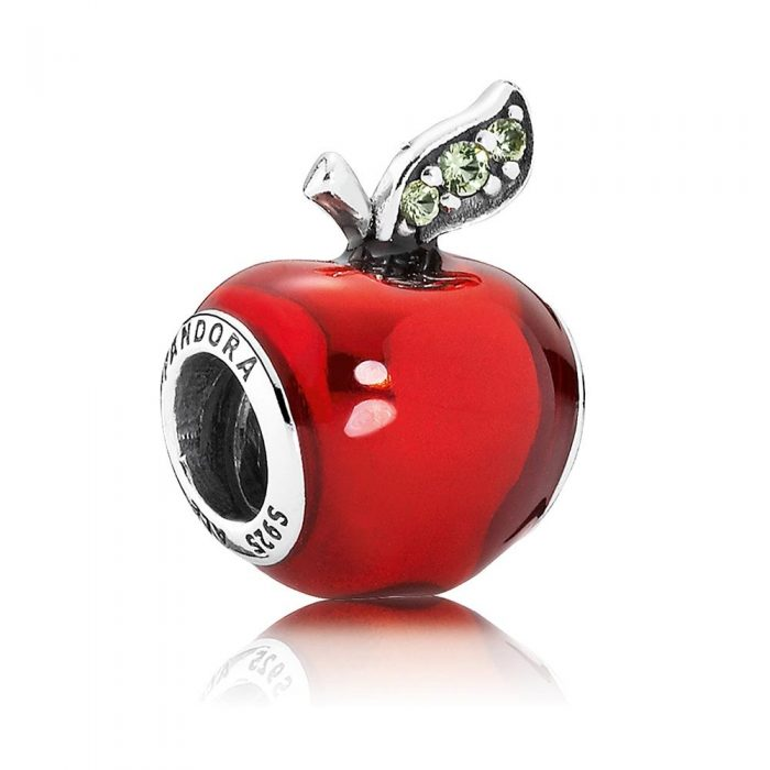 Шарм Disney «Яблоко Белоснежки»