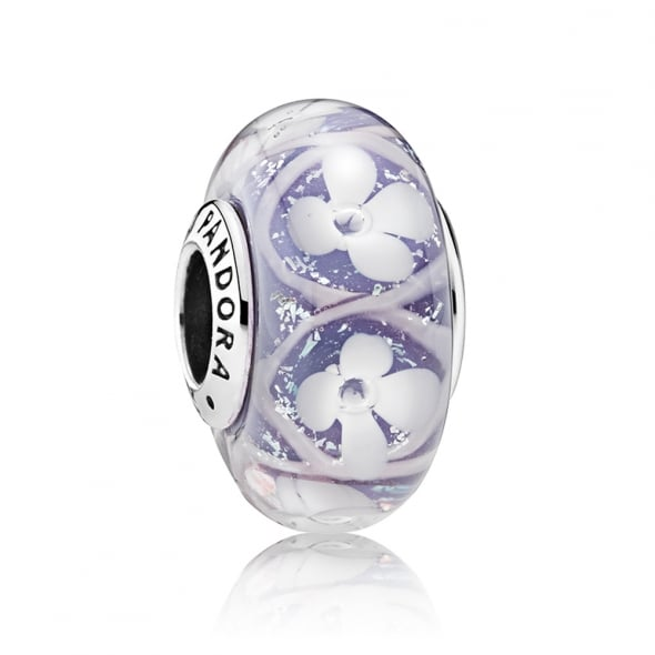 Мурано «Фиолетовый луг»