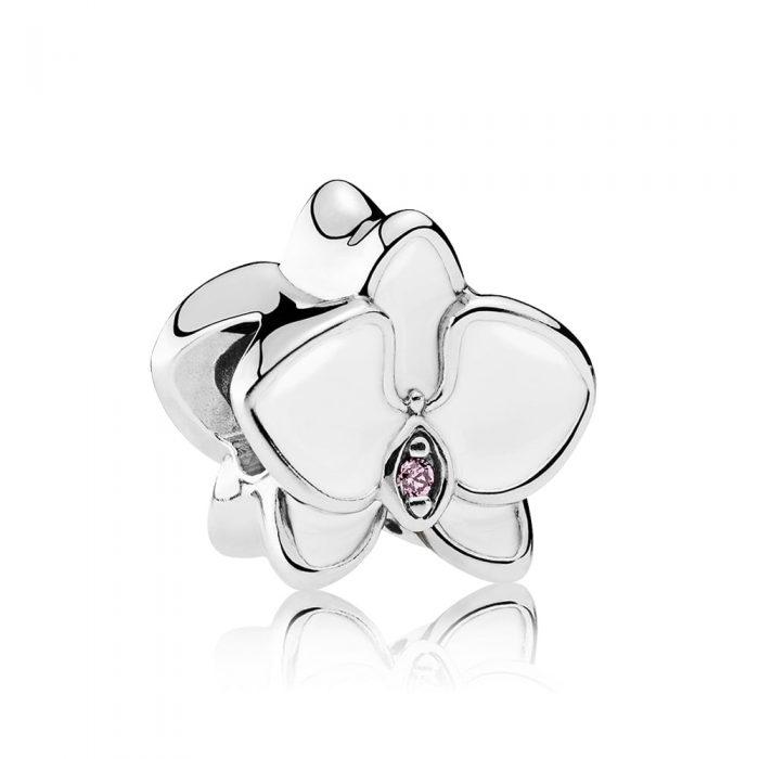 Шарм «Орхидея» (белая)