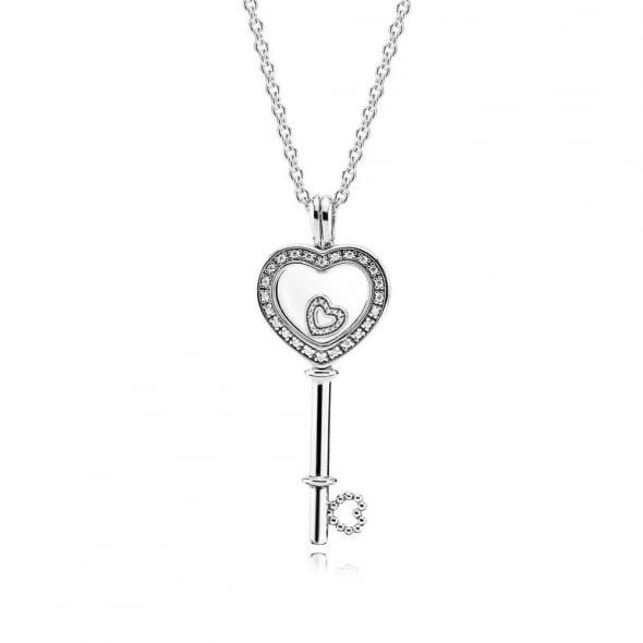 Медальон «Ключ к сердцу»