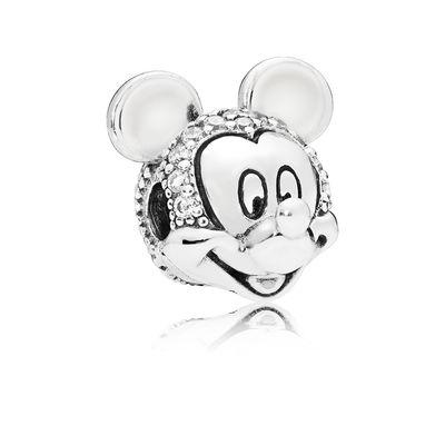 """Клипса Disney """"Сияющий портрет Микки"""""""
