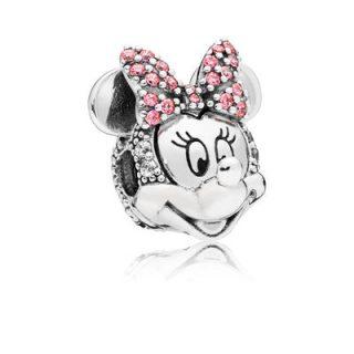"""Клипса Disney """"Сияющий портрет Минни"""""""