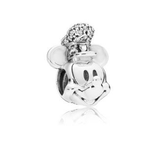 "Шарм Disney ""Портрет Микки в сияющий шляпе"""