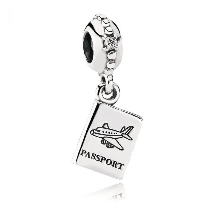 """Подвеска """"Паспорт"""""""