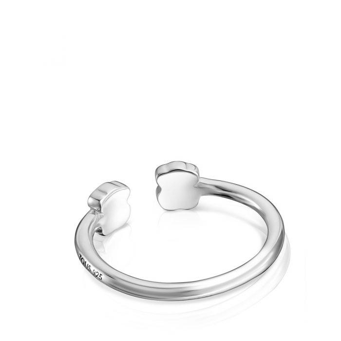 Открытое кольцо Mini Onix TOUS