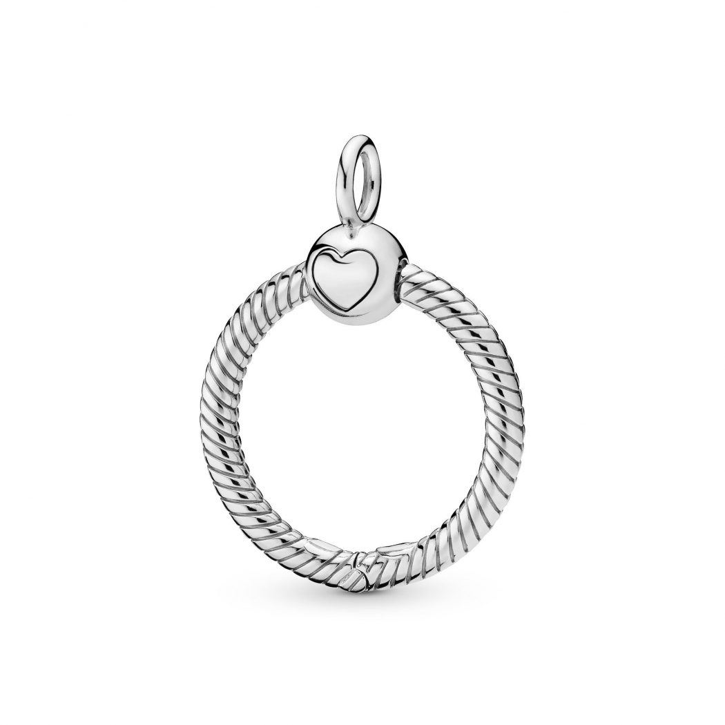 Кулон для шармов Pandora «O» small
