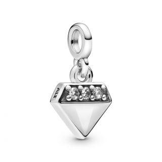 Подвеска Pandora ME «Мой яркий бриллиант»