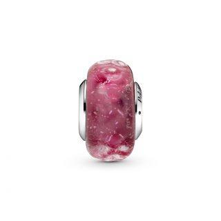 Мурано волнистый розовый