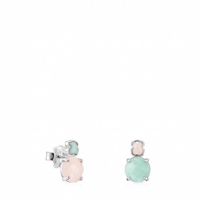 Серьги Mini Color TOUS