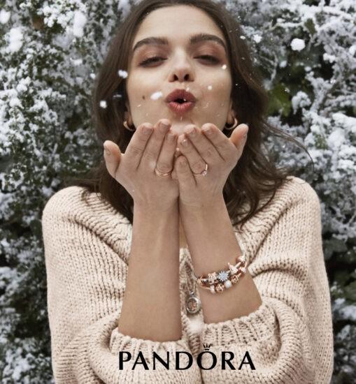Новый год Pandora