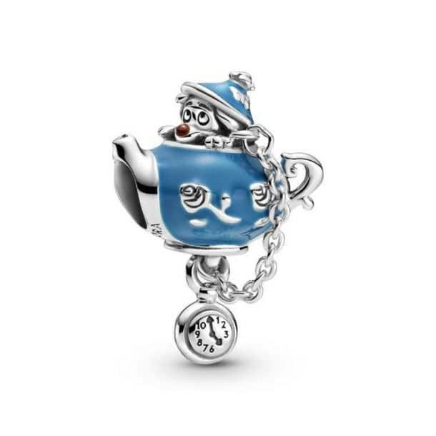 """Шарм Pandora Disney """"Безумное чаепитие"""""""