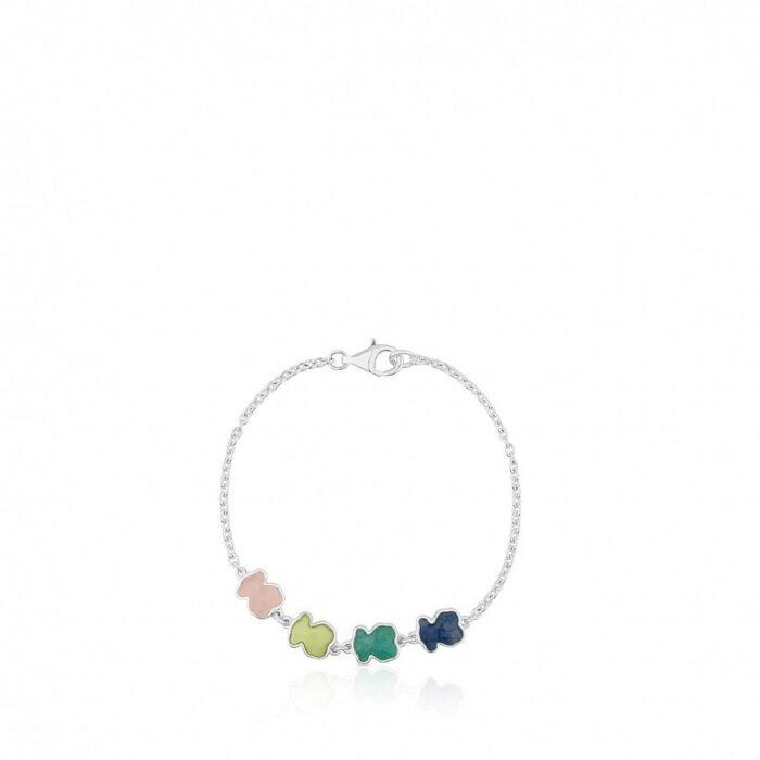 Браслет New Color TOUS с драгоценными камнями арт: 615431680