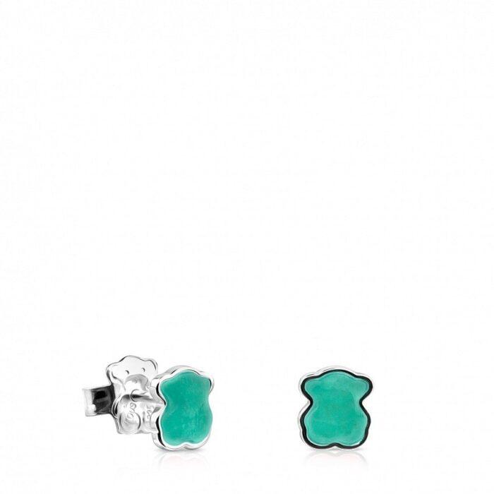 Серьги Color TOUS с амазонитом арт: 815433600