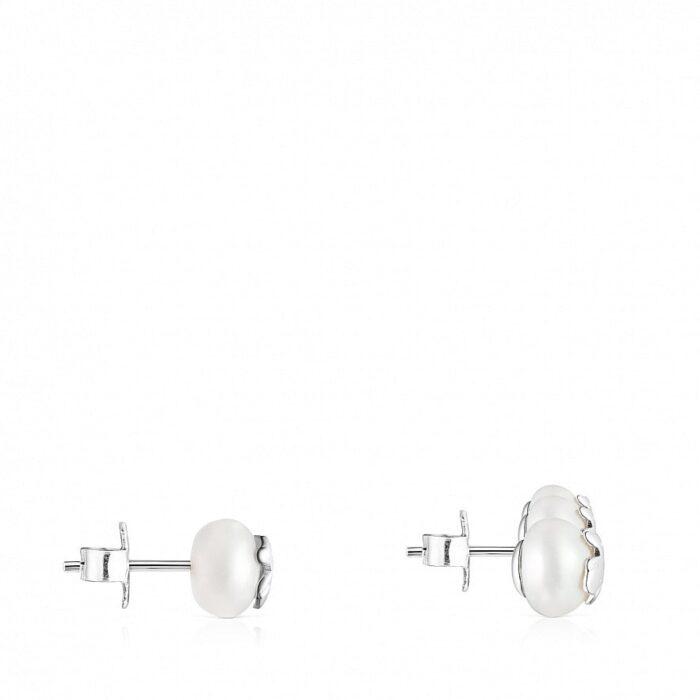 Серьги Icon Pearls TOUS жемчугом арт: 012573520