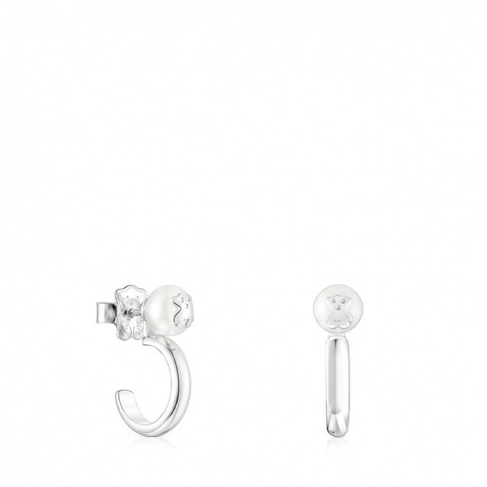 Cерьги-трансформеры Icon Pearl с жемчугом TOUS арт: 012573500
