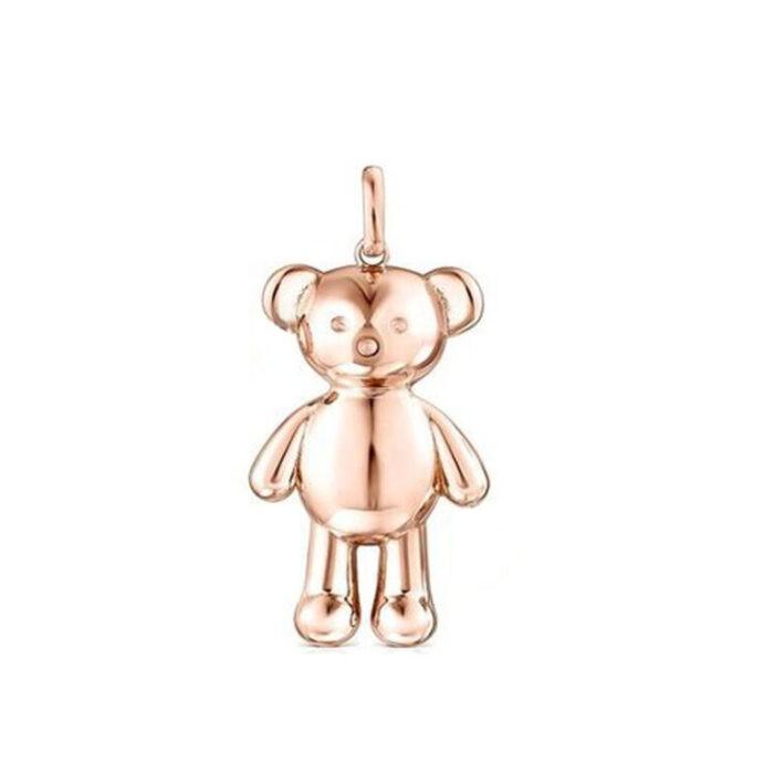 Кулон Teddy Bear из розового вермеля TOUS