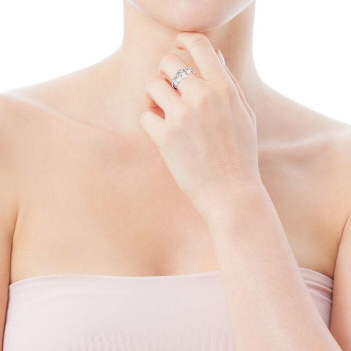 Кольцо Cool Joy с жемчугом TOUS арт: 018155500